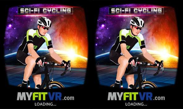 SciFi Fitness Cycling screenshot 1
