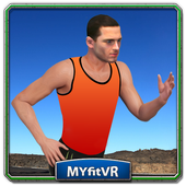 MyFitVR - Running icon