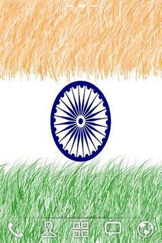 INDIAN FLAG LIVE WALLPAPER poster