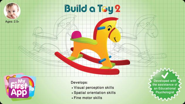Build a Toy 2 poster