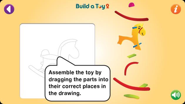 Build a Toy 2 screenshot 2
