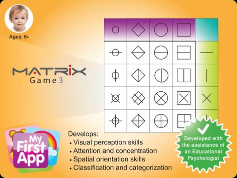 Matrix Game 3 - for age 6+ screenshot 10
