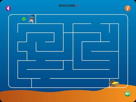 Maze Game 2 apk screenshot