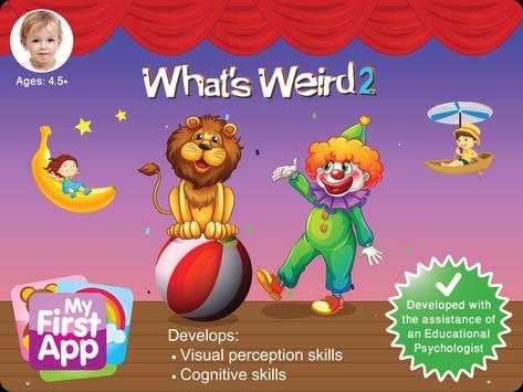 What's Weird 2 poster