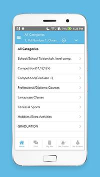 My Flexi Tutor | Connecting Students with Tutors screenshot 1