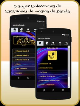 Musica de Banda apk screenshot