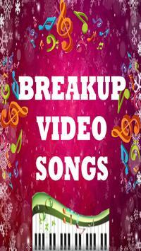 Breakup Video Songs apk screenshot