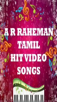 A R Rahman Tamil Hit Video Songs For Android Apk Download