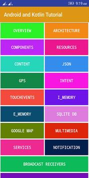 Android with Kotlin screenshot 2
