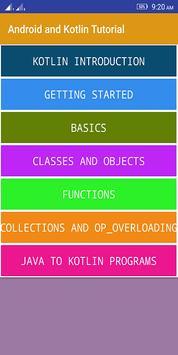 Android with Kotlin screenshot 6