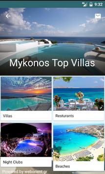 Mykonos Top Villas poster