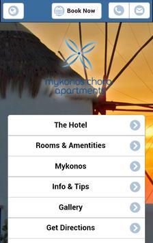MykonosChorApartments.com poster