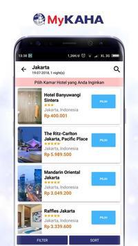 MyKAHA - Booking Tiket Pesawat & Hotel Murah screenshot 5