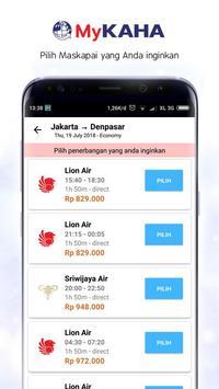 MyKAHA - Booking Tiket Pesawat & Hotel Murah screenshot 3