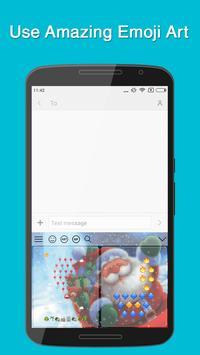 Santa Keyboard Theme screenshot 2