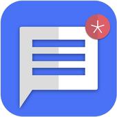 Messenger Home icon