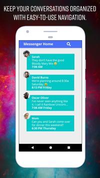 Messenger Home screenshot 2