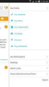 Endometriosis Support apk screenshot