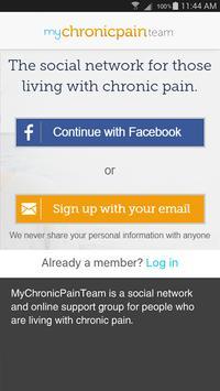 Chronic Pain Support apk screenshot