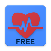 My Heart Rate Monitor - Free icon
