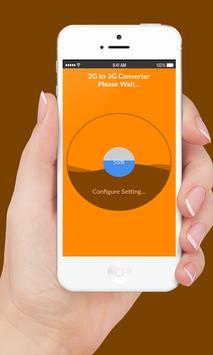 3G To 4G Converter Prank screenshot 4