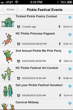 Pickle Festival apk screenshot