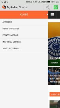 My Indian Sports LITE apk screenshot