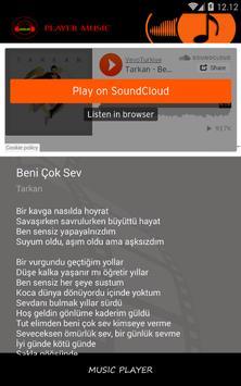 Tarkan ~ Beni Çok Sev screenshot 2