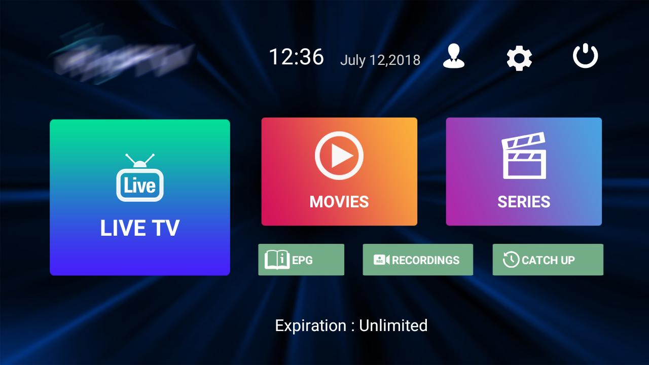 MYIPTV SMART APP for Android - APK Download