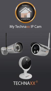My Technaxx IP Cam poster