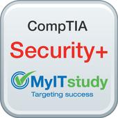 MyITstudy's CompTIA® S+ Terms icon