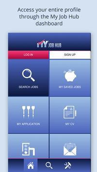 My Job Hub poster