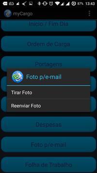 myCargo apk screenshot