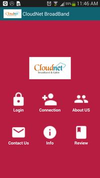 cloudnet broadband poster