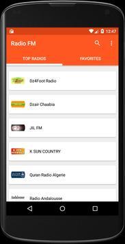 Radio Algérie poster