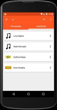 Radio Algérie screenshot 2