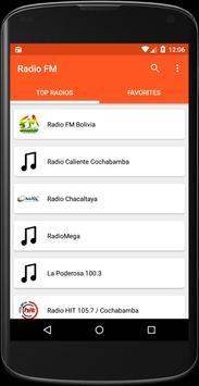 Radios de Bolivia poster