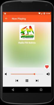 Radios de Bolivia apk screenshot