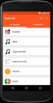 Radio Ireland FM poster