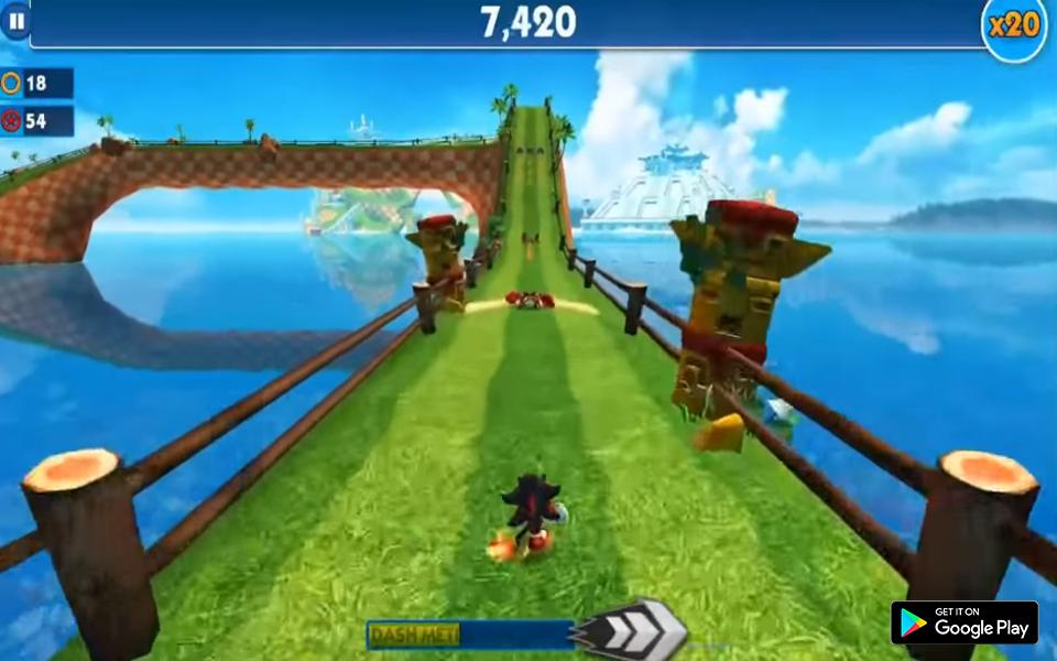 New Guide For Sonic Dash 2: Sonic Boom for Android - APK