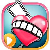 My Love Story Photo Slideshow icon