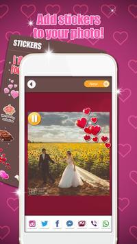 My Love Story Photo Slideshow apk screenshot