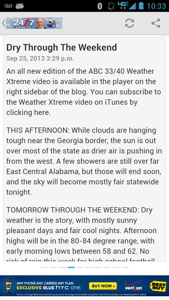 James Spann 24/7 for Android - APK Download