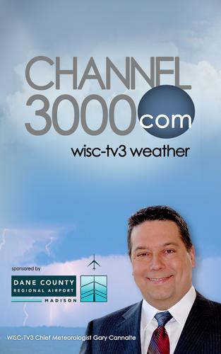 Channel 3000 WISC-TV3 Weather for Android - APK Download