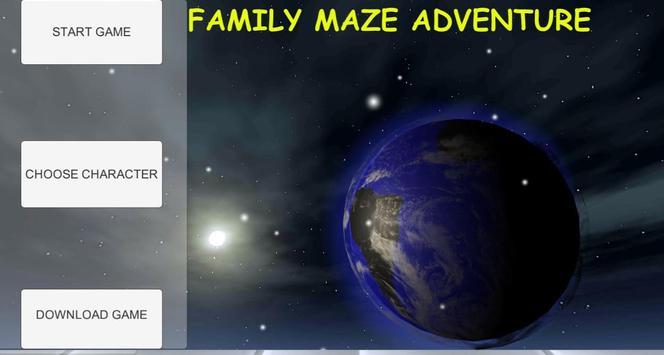 Maze Adventure:SciFi TPS shoot apk screenshot