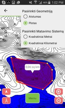 Mylakemap screenshot 3