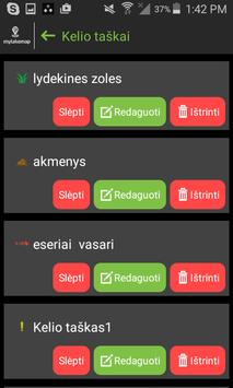 Mylakemap apk screenshot