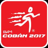 MEDIO MARATON BAM COBAN 2017 icon