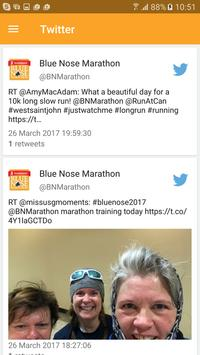 Scotiabank Blue Nose Marathon screenshot 4