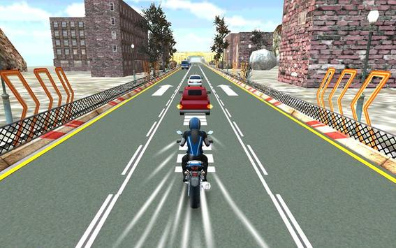 Moto  traffic racing screenshot 3